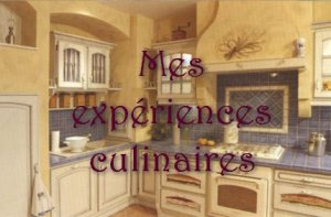mes experiences culinaires logo