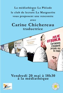rencontre carine chichereau